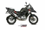 Výfuk Mivv Benelli TRK 502 X (18-20) Carbon oval