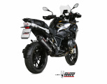 Výfuk Mivv BMW R 1250 GS / Adventure (19-20) Carbon oval