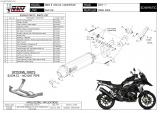 Výfuk Mivv BMW R 1250 GS / Adventure (19-20) Speed Nerez