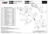 Výfuk Mivv Ducati Multistrada 1200 (15-17) Delta Race Nerez + svody