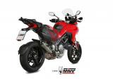Výfuk Mivv Ducati Multistrada 1260 (18-20) Delta Race Nerez