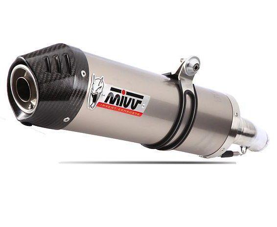 Výfuk Mivv Ducati Multistrada 1260 (18-20) Oval Titan