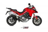 Výfuk Mivv Ducati Multistrada 1260 (18-20) Suono Black + svody