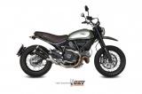 Výfuk Mivv Ducati Scrambler 800 Icon / Classic (15-16) X-cone Black