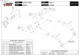 Výfuky Mivv Ducati Monster S4RS (06-08) X-cone