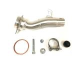 Výfuk Ixil Honda NC 700 X / S / Integra (12-14) Nerez