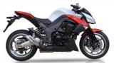 Výfuk Ixil Kawasaki Z 1000 / SX (10-13) Nerez X Pravý