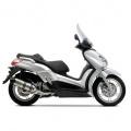 Výfuk Leo Vince Yamaha X-City 250 (06-16) Nerez