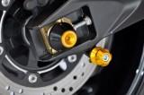 Padací protektory do zadní osy kola Triumph Tiger 800 (od 2011) RD moto