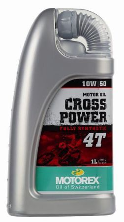 Motorex Cross Power 4T 10W-50 1L