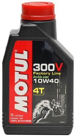 Motul 300V 4T 10W-40 1L