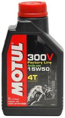 Motul 300V 4T 15W-50 1L