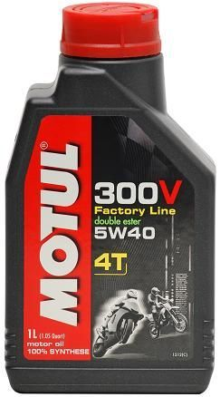 Motul 300V 4T 5W-40 1L
