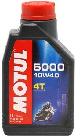 Motul 5000 4T 10W-40 1L