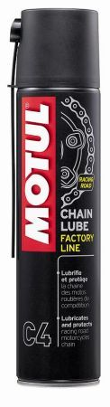 Olej na řetěz ve spreji - Motul Chain Lube F.L. 400ml