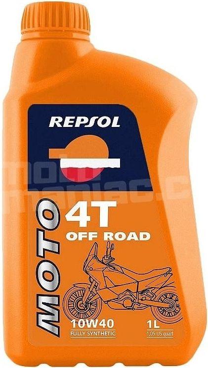 Repsol Moto OffRoad 4T 10W-40 1L