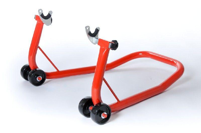 Stojan na moto - zadní montážní stojan pro rolny RD moto