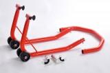 Stojan na moto - zadní montážní stojan pro rolny rozkládací