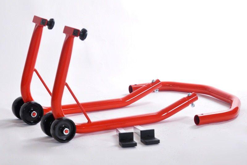Stojan na moto - zadní montážní stojan rozkládací RD moto