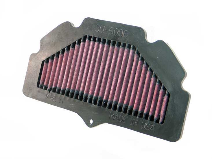 Vzduchový filtr K&N Suzuki GSR 600 (06-13) - KN